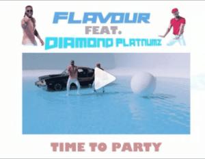 "Flavour - ""Time To Party"" ft. Diamond Platnumz"